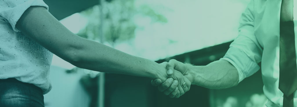 Handshake as an Example of B2B Value in Cannabis Event Planning